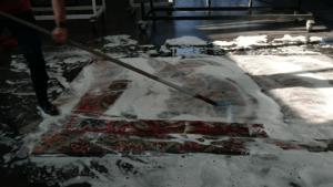 Handwäsche Teppichreinigung Berlin pankow