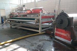 Maschinen für die Teppichreinigung